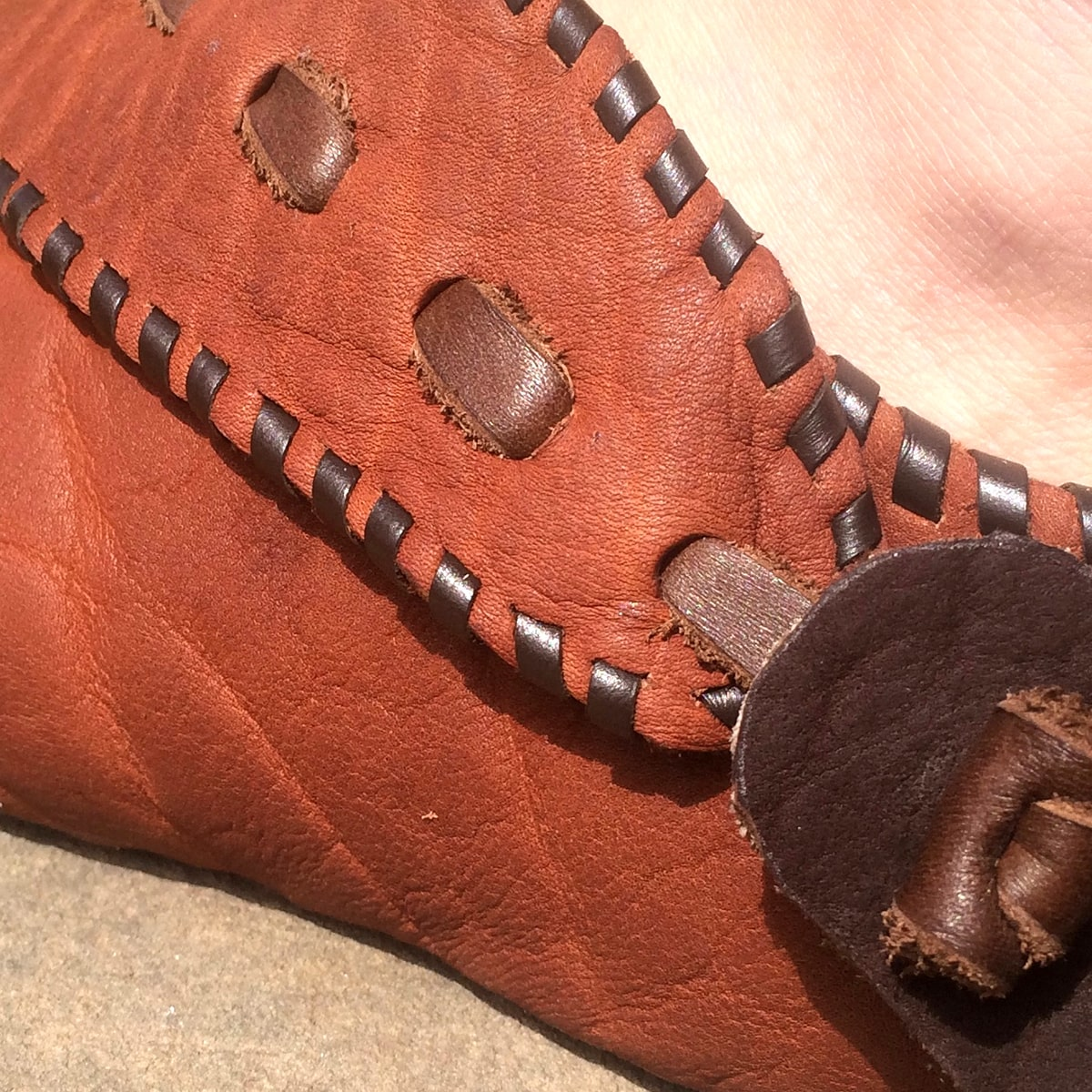 Leather Tobacco