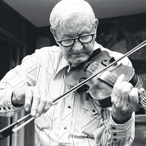 Old time fiddle player Tommy Jarrell